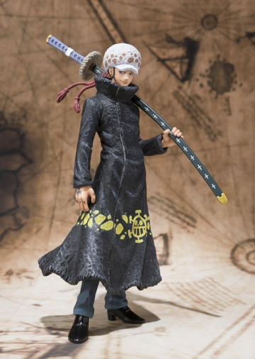main photo of Figuarts ZERO: Trafalgar Law Seven Warlords of the Sea Ver.