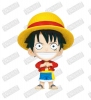 photo of Anime Heroes One Piece Vol. 11 New World: Monkey D Luffy