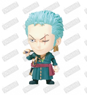 main photo of Anime Heroes One Piece Vol. 11 New World: Rorornoa Zoro