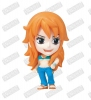 photo of Anime Heroes One Piece Vol. 11 New World: Nami