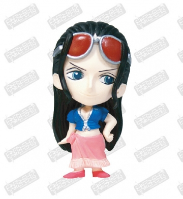 main photo of Anime Heroes One Piece Vol. 11 New World: Nico Robin