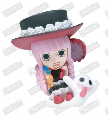 main photo of Anime Heroes One Piece Vol. 11 New World: Perona