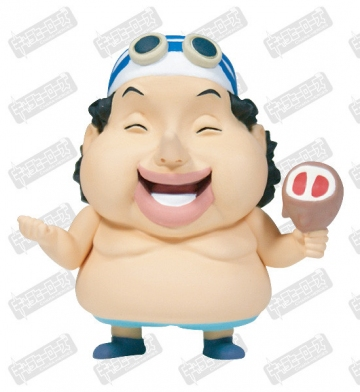main photo of Anime Heroes One Piece Vol. 11 New World: Usopp Fat Ver.