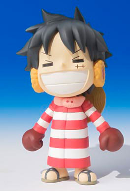 main photo of One Piece @be.smile 4: Monkey D. Luffy
