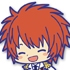 Uta no Prince-sama Rubber Strap Collection Shining All Stars CD: Ittoki Ottoya