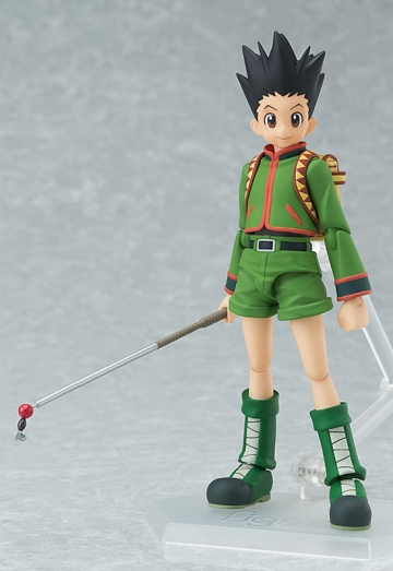 main photo of figma Gon Freecss