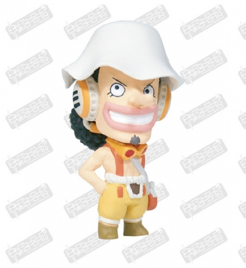 main photo of Anime Heroes One Piece Vol. 11 New World: Usopp