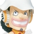 Anime Heroes One Piece Vol. 11 New World: Usopp