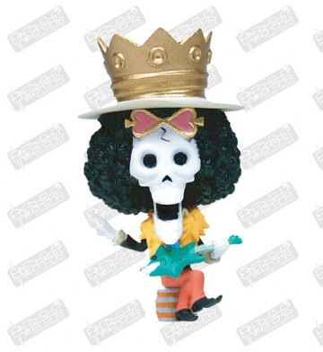 main photo of Anime Heroes One Piece Vol. 11 New World: Brook