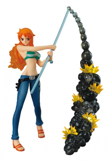 main photo of One Piece Attack Motions Vol. 9 Punk Hazard: Nami