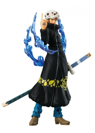 main photo of One Piece Attack Motions Vol. 9 Punk Hazard: Trafalgar Law