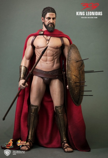 main photo of Movie Masterpiece King Leonidas