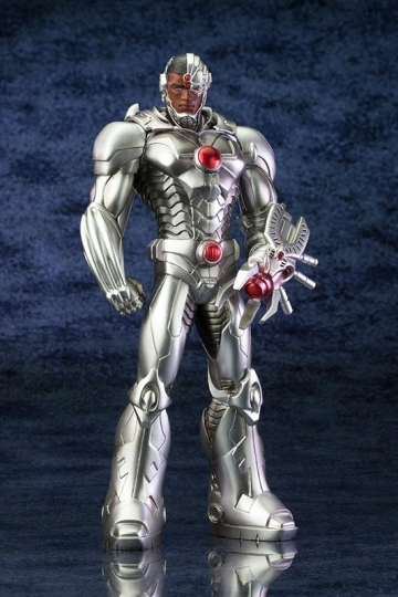 main photo of DC Comics New 52 ARTFX+ Cyborg