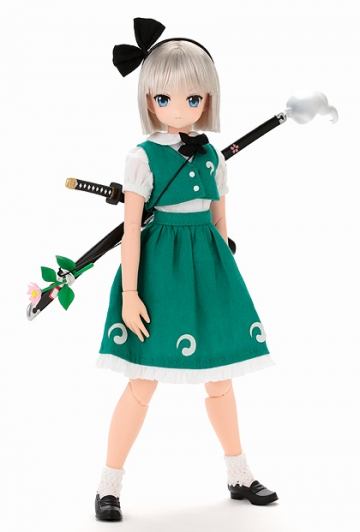main photo of PureNeemo Characters #63: Konpaku Youmu