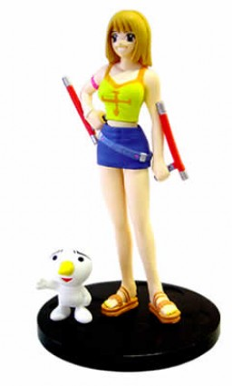 main photo of GROOVE ADVENTURE RAVE Trading Figure Collection Vol.1: Elie & Plue