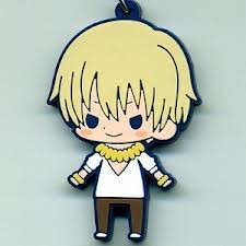 main photo of Fate/Zero Rubber Strap Collection Chapter 2: Gilgamesh Secret Ver.