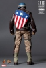 photo of Movie Masterpiece Captain America Rescue Uniform Version