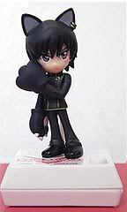main photo of Chibi Voice I-doll: Lelouch Lamperouge Newtype Limited Edition 2