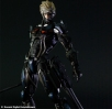 photo of Play Arts Kai Raiden Black Armour Ver.