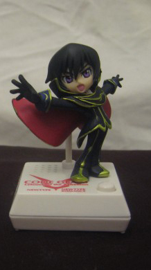 main photo of Code Geass Chibi Voice I-doll: Lelouch Lamperouge Newtype Limited Edition