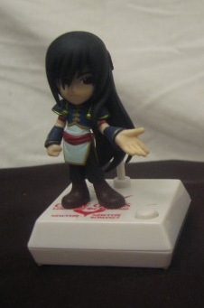 main photo of Code Geass Chibi Voice I-doll: Li Xingke Newtype Limited Edition