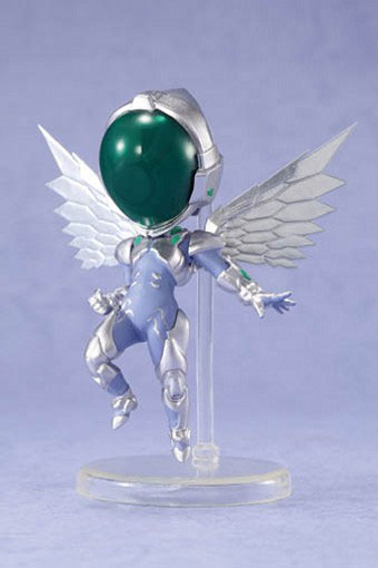 main photo of Toy's Works Collection 2.5 Deluxe Accel World Silver Collection: Silver Crow Flying Ver.