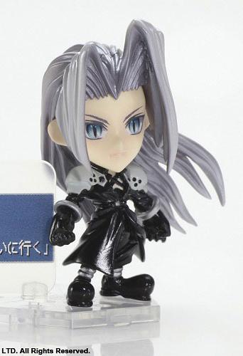main photo of Final Fantasy Trading Arts Kai Mini: Sephiroth
