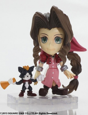 main photo of Final Fantasy Trading Arts Kai Mini: Aerith Gainsborough