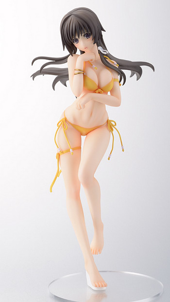 main photo of Takamura Yui Beach Shyness Ver.