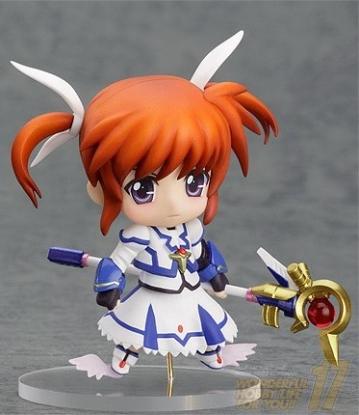 main photo of Nendoroid Petite Takamachi Nanoha