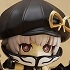 Nendoroid Petite Black Rock Shooter Arcana: Strength