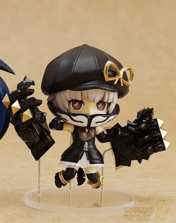 main photo of Nendoroid Petite Black Rock Shooter Arcana: Strength
