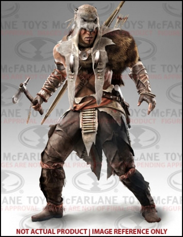 main photo of Assassin's Creed III Action Figure Series 1: Ratohnhake:ton