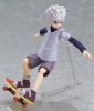 photo of figma Killua Zoldyck