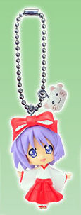 main photo of Lucky Kuji Lucky☆Star 2: Hiiragi Tsukasa Charm Shrine Maiden Ver.