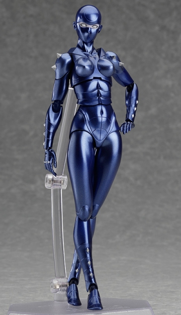 main photo of figma Lady Armaroid