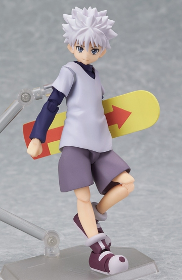 main photo of figma Killua Zoldyck