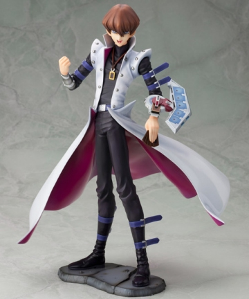 main photo of ARTFX J Kaiba Seto -Unmei no Kettou!!- Ver.