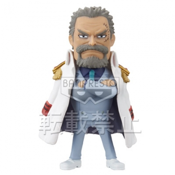 main photo of One Piece World Collectable Figure ~One Piece Film Z~ vol.4: Monkey D Garp
