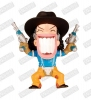 photo of Anichara Heroes One Piece D.P.C.F Vol.1: Usopp Western ver.