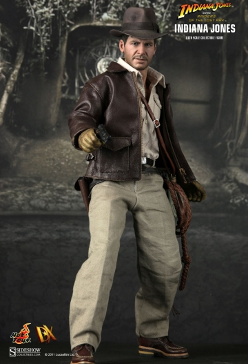 main photo of Movie Masterpiece DX Indiana Jones