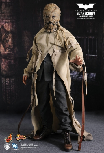 main photo of Movie Masterpiece Scarecrow