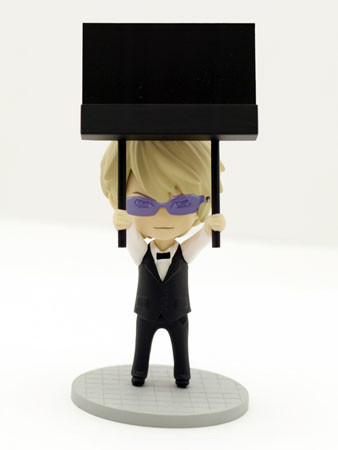 main photo of Durarara!! Memo Stands: Heiwajima Shizuo