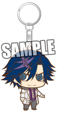 main photo of Rubber Mascot Uta no☆Prince-sama♪ Maji Love 1000% ChimiPri Series Ver.2: Ichinose Tokiya