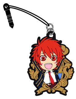main photo of Kyarap Earphone Jack Uta no Prince-sama Maji LOVE 1000%: Ittoki Otoya