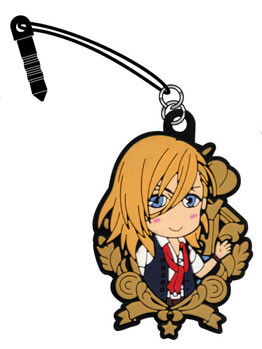 main photo of Kyarap Earphone Jack Uta no Prince-sama Maji LOVE 1000%: Jinguuji Ren