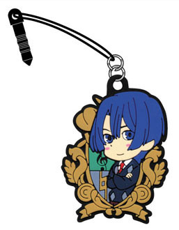 main photo of Kyarap Earphone Jack Uta no Prince-sama Maji LOVE 1000%: Hijirikawa Masato
