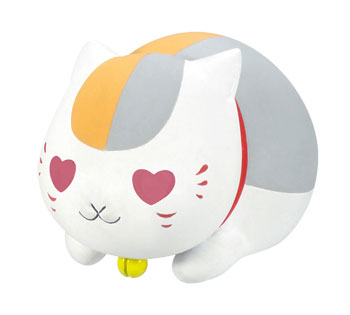 main photo of Natsume Yuujinchou Bottle Cap 2: Madara (Nyanko-sensei) Heart Ver.