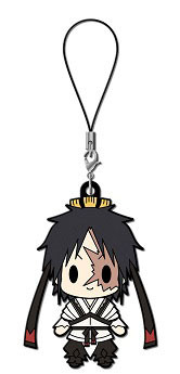 main photo of D4 Series Magi Rubber Strap Collection Vol.2: Ren Hakuryuu