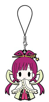main photo of D4 Series Magi Rubber Strap Collection Vol.2: Ren Kougyoku